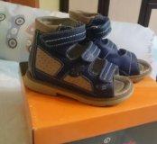 Детские сандали Ortuzzi