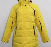 Куртка женская (горнолыжная удлинённая )