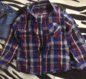 Рубашка Детская 122