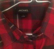 Рубашка в клетку monkl