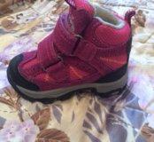 Демисезонные ботинки REIKE