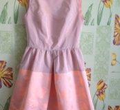 Стильное платье46р Monton