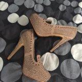 Туфельки новые 37 размер