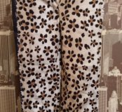 Джинсы-брюки женские MOSCHINO jeans