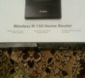 Продам D-link n 150 router