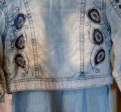 Джинсовые курточки!!!