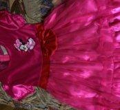 Платье нарядное до 110см
