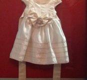 Праздничное платье 24 мес/80см
