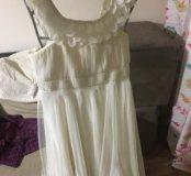 Платье на девочек 8-9лет
