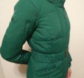 Утепленная куртка (пуховик)