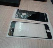 Зеркальные стёкла Айфон 5 и 6