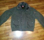Куртка пума
