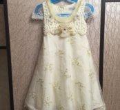 Шикарное платье!!размер 3 года