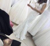 Платье свадебное / вечернее