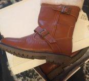 Детская обувь натуральная кожа новые