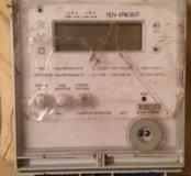 Счётчик электрической энергии ПСЧ-4ТМ новый