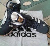 Зимнии ботиночки adidas новые