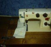Срочно продам швейную машину Чайка М-154