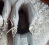 Зимние ботинки Адидас оригинал