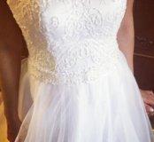Новые свадебное платье
