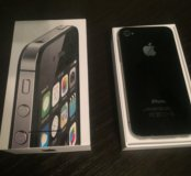 iPhone 4s, Black, 8 GB