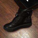 Зимние ботиночки Buscemi
