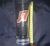 Стаканы J7 250ml новые