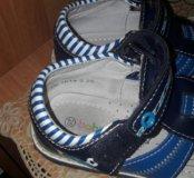 Детские сандали 25р
