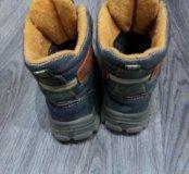 Ботиночки осенние,26 размер