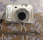 Фотоаппарат Pentax Optio S60