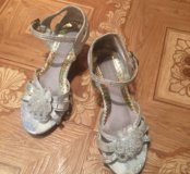 Детские туфли на девочку р32-33