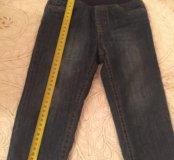 Детские Mothercare  джинсы утепленные