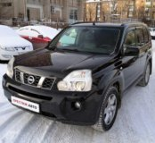 Nissan X-Trail 2.5AT 4WD 2010 г.в. 78 т.км.
