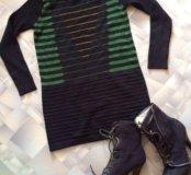 Новый свитер -туника