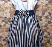 Платье размер 116-122