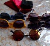 Отдам очки солнцезащитные