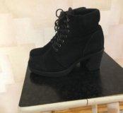 Продам ботинки,зима