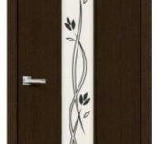 Дверь межкомнатная полотно И. Шпон Тренд 7