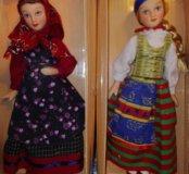 Куклы деАгостини в костюмах