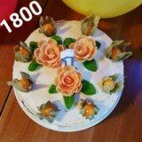 Тортики на заказ Колпино