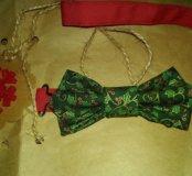 Бабочка галстук детская новая