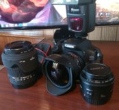 Объектив Canon 50mm 1.8 АКТУАЛЬНО