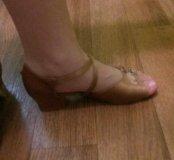 Туфли для латинского танцы