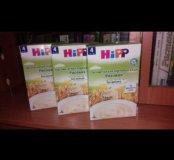 Каши рисовые HIPP