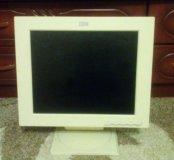 """Монитор 17"""" IBM T750 (6657-HW2) продам или обменяю"""