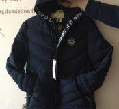 Новая мужская зимняя куртка