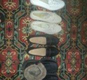 Сапог и туфли натуральныйе кожа
