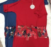 Платье-Туника 48-54, новое