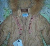 Куртка/комбинезон новый