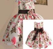 Платье на рост 110-116см